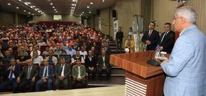 Battalgazi Belediye personeline iş güvenliği semineri