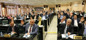 Samsun Meclisinden önemli kararlar 44 madde meclisten geçerek karara bağlandı