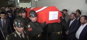 Barış Pınarı Harekatı şehidi Bozbıyık, Kırıkkale'ye getirildi