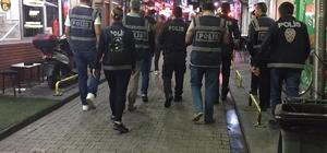 Malatya'da genel asayiş  uygulaması 161 ekip ve 950 personel katıldı