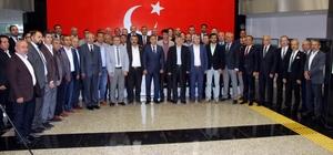 """Kayseri iş dünyasından Barış Pınarı Harekatına destek KAYSO Yönetim Kurulu Başkanı Mehmet Büyüksimitçi: """"Tehditler karşısında bu vatanın her bir ferdi, Türkiye'nin geleceği için daha çok çalışacak, daha çok üretecektir"""""""