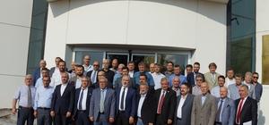 Aydın'da iş dünyasından Barış Pınarı Harekatına destek açıklaması