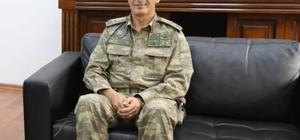 Tuğgeneral İdris Acartürk Barış Pınarı Harekatına katıldı Askeri casusluk davasından beraat eden Tuğgeneral İdris Acartürk harekata katıldı