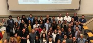 Öğretim üyeleri ADÜ'yü Münih'te temsil etti