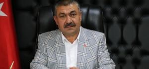 """Ziraat Odaları'ndan 'Barış Pınarı' Harekatına destek Kayseri Ziraat Odaları İl Koordinasyon Kurulu Başkanı Abdulkadir Güneş: """"Ülkemizin güvenliğine açık tehdit oluşturan terör gruplarına sessiz kalmamız beklenemez"""""""