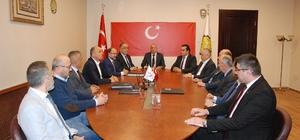 Bartın'da STK'lardan 'Barış Pınarı' harekatına destek