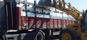 Kaş Belediyesi  330 adet Çöp Konteyneri aldı