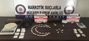 Ağrı merkezli uyuşturucu operasyonu: 14 gözaltı