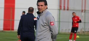 """Osman Özköylü: """"Kendi sahamızda oynayacağımız 2 maçtan 6 puan hedefliyoruz"""""""