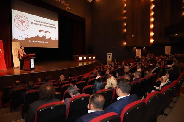TGAP kültürü Trabzon'da anlatıldı