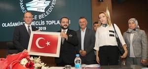 Pamukkale Belediyesi Meclisi'nden harekata destek açıklaması