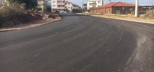 Kandıra Devlet Hastanesi yolu asfaltlandı