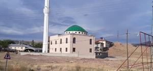 Hz.Ebubekir Camii törenle ibadete açıldı
