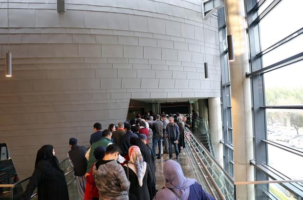 Yüzbinler Fetih Müzesi'ne akın etti Fetih Müzesi 600 bin ziyaretçiyi ağırladı