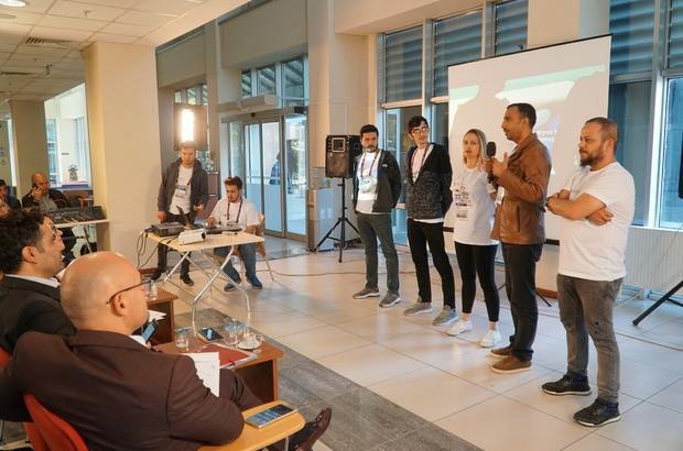 Anadolu Üniversitesinde Avrupa'nın en büyük hackathon'u gerçekleştirildi