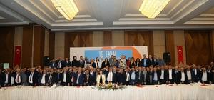 Büyükşehir, Muhtarlar Günü'nü kutladı 41 yıllık muhtarlar onurlandırıldı