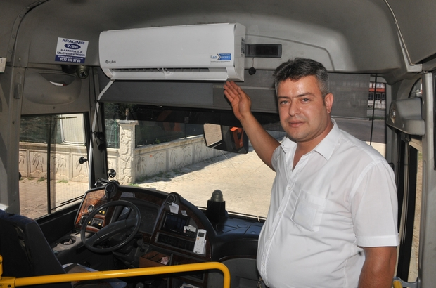 Aydınlı şoför 'Kaptanlar Kulübüne' seçildi