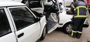 Ordu'da trafik kazası: 1 ölü, 2 yaralı