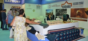 Doğu Anadolu Bölgesi Coğrafi İşaretli ürünleri Antalya YÖREX'te tanıtılıyor