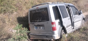 Boyabat'ta trafik kazası: 1 yaralı