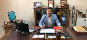 Şuhut'ta KYK Yurt Müdürü Fatih Özüdoğru göreve başladı