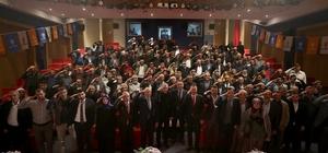 Başkan Yüce, AK Parti 62'nci Adapazarı Danışma Meclisi'ne katıldı