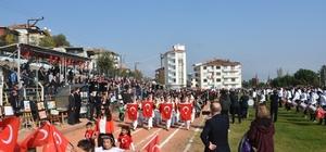 Boyabat'ta Cumhuriyet Bayramı coşkuyla kutlandı