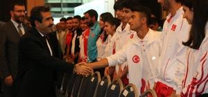 Diyarbakır'da Uluslararası Sur Yarı Maratonu heyecanı