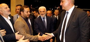 Kültür ve Turizm Bakanı Ersoy Rize'de Bakan Ersoy, turizm sektörü yetkilileriyle toplantıda bir araya geldi