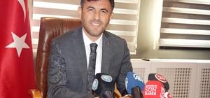"""AK Parti İl Başkanı Çalışkan Büyükşehir'e yüklendi """"Maket değil, icraat istiyoruz"""""""