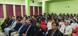 Öğrencilere 'Sigara ve Teknoloji Bağımlılığı' semineri