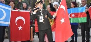 Türk Dünyası Karaisalı'da buluştu