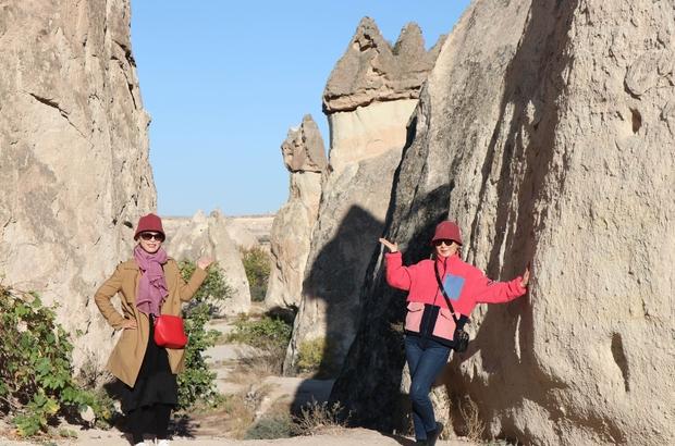"""Kapadokya 2020 yılında 7 milyon turiste ulaşmak istiyor AK Parti Milletvekili Menekşe: """"Kapadokya'nın hedefi 7 milyon turiste ulaşmak"""""""