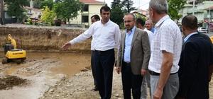 Bayramiç'teki yeni Hükümet Konağı projesinde sona gelindi
