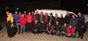 Hendek Belediyesi olası afetlere hazırlanıyor