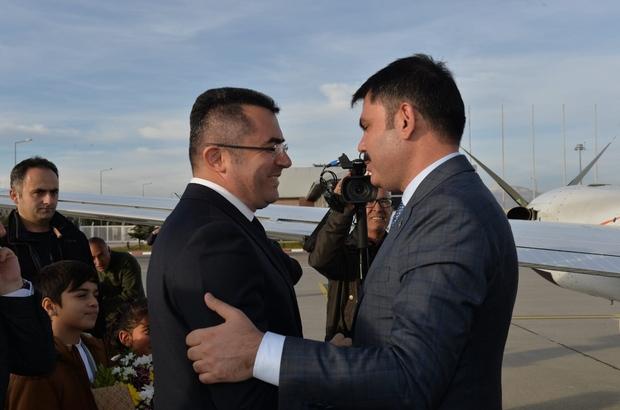 Çevre ve Şehircilik Bakanı Kurum Erzurum'da ile ilgili görsel sonucu