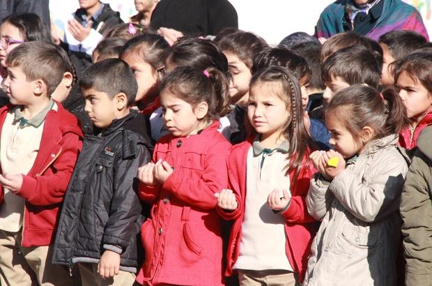 Kanuni, ismini taşıyan okulda anıldı Osmanlı Devleti'nin 10'uncu padişahı olan Kanuni Sultan Süleyman'ın doğum günü nedeniyle adını taşıyan Sivas Kanuni İlkokulu'nda anma programı düzenlendi.