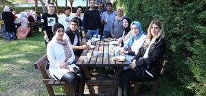 SADEM öğrencileri Türk kültürünü yakından tanıdı