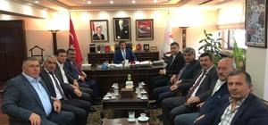 Baki Ersoy ve Ziraat Odası Başkanlarından Bakanlık çıkarması