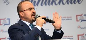 Bülent Turan, su ürünleri kaynaklarını korumayı amaçlayan kanun hakkında konuştu