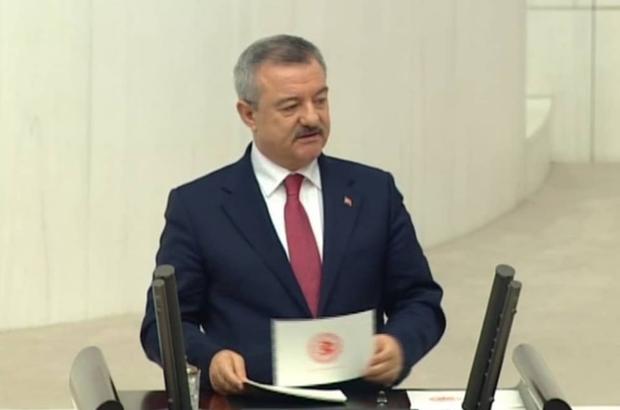 """AK Partili Türkmen'den toryum açıklaması AK Parti Zonguldak Milletvekili Polat Türkmen: """"Toryum, enerji üretiminde kullanılmamaktadır"""""""