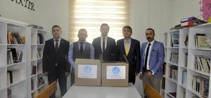 Şehit öğretmen Alten anısına kitap toplama kampanyası düzenlendi