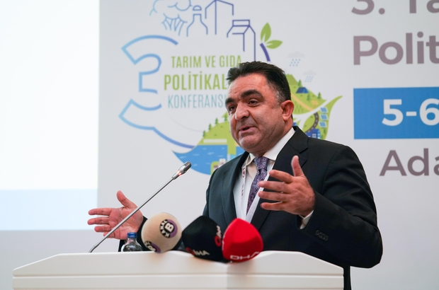 """Doğru: """"Tarım politikaları siyasetten arındırılmalı"""" 3. Tarım ve Gıda Politikaları Konferansında ele alınan konular, sorunlar ve çözüm önerileri  kitaplaştırılarak, ilgili mercilere ulaştırılacak"""