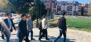 Türkeli'de yapılacak çalışmalarla ilgili inceleme