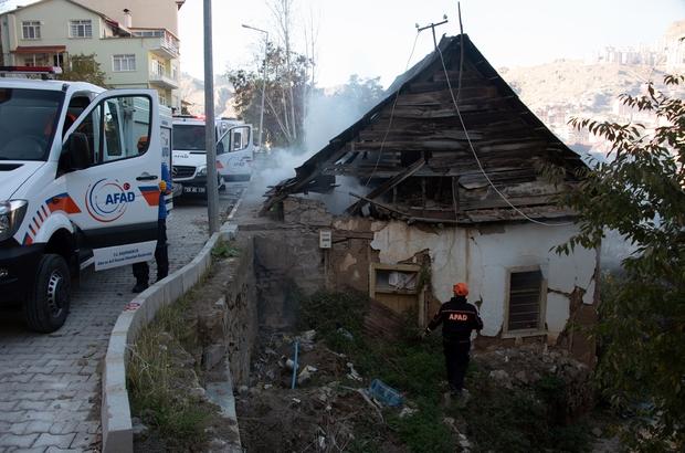 Gümüşhane'de AFAD tatbikatı Gerçeği aratmayan tatbikatta yangına müdahale edildi, yaralılar kurtarıldı