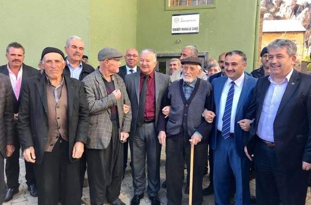 Yeniköy'de Devlet Millet Kaynaşması