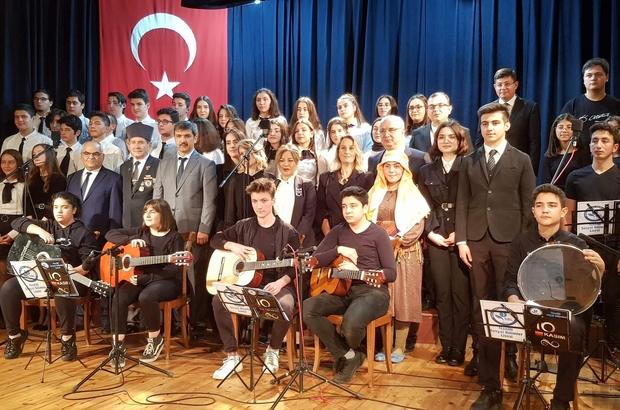 Atatürk, ebediyete intikalinin 81. yılında Nazilli'de anıldı