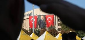 Gaziantep'te Atatürk ebediyete intikalinin 81.yıl dönümü anıldı