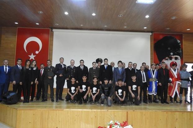 İspir'de 10 Kasım etkinlikleri