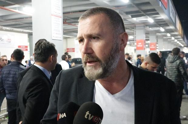 """Mehmet Yiğit Alp: """"Biz hakemin zeki, çevik ve ahlaklısını severiz"""""""